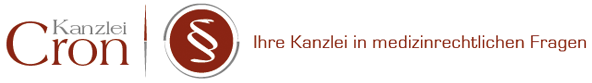 Kanzlei Cron Logo